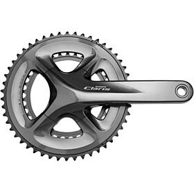 Shimano Claris FC-R2000 Zwengel 2x8-speed, 50-34 tanden grijs